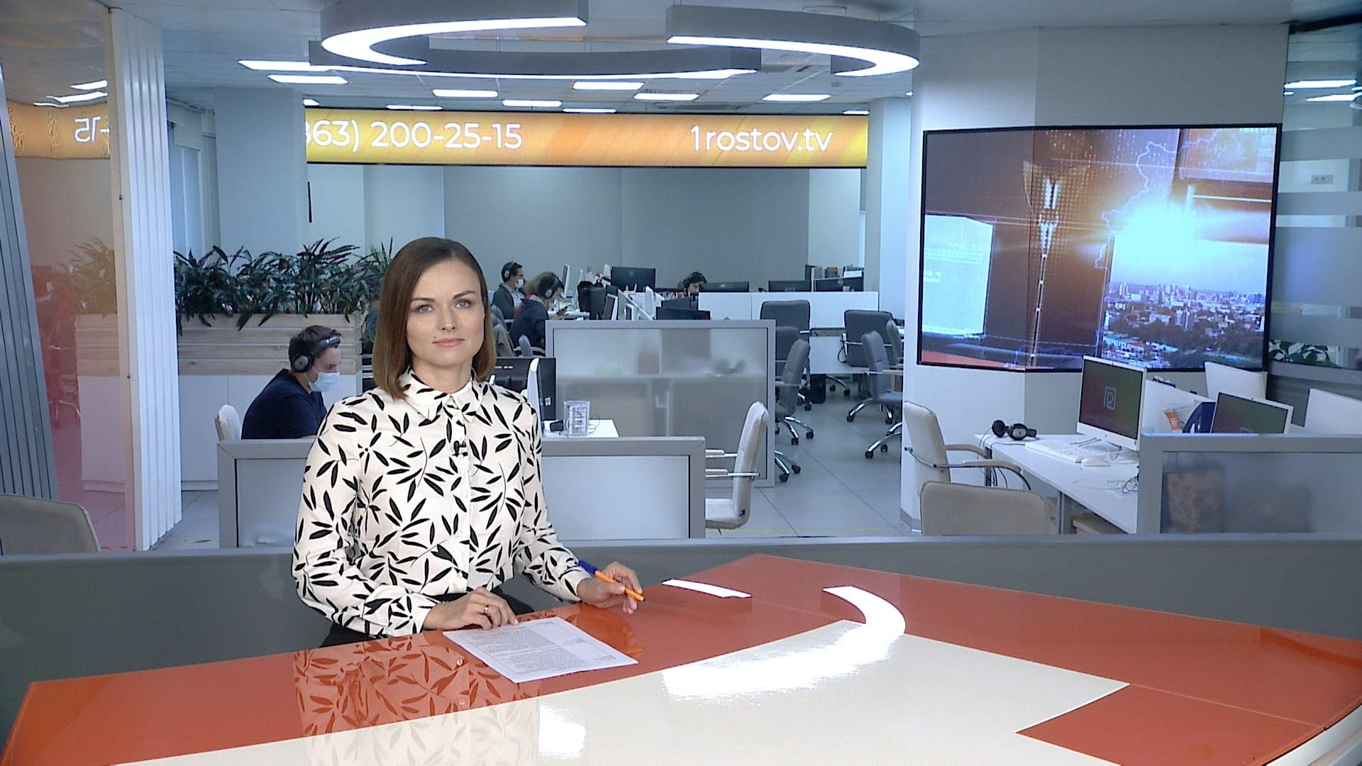Ростов сегодня: вечерний выпуск. 13 октября 2021