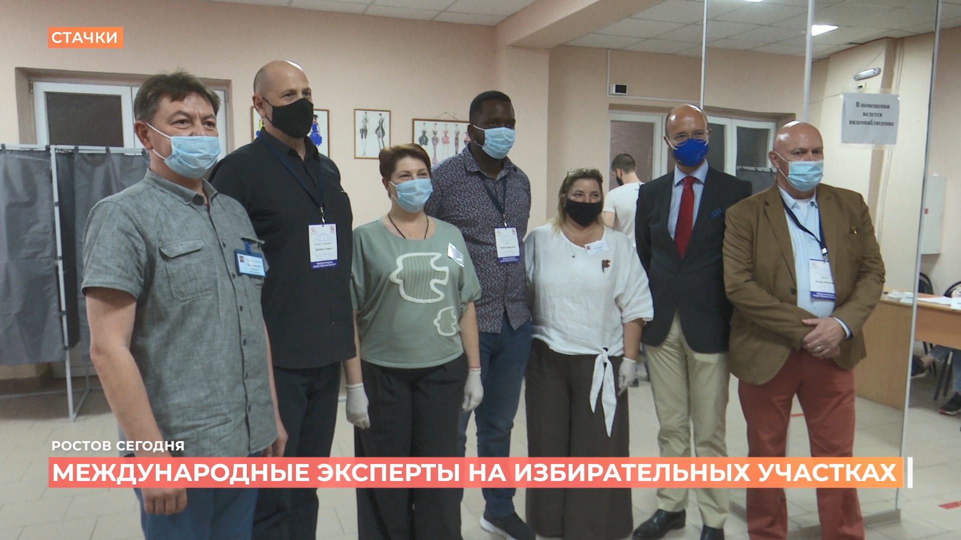 Ростов сегодня: утренний выпуск 10.00. 19 сентября 2021