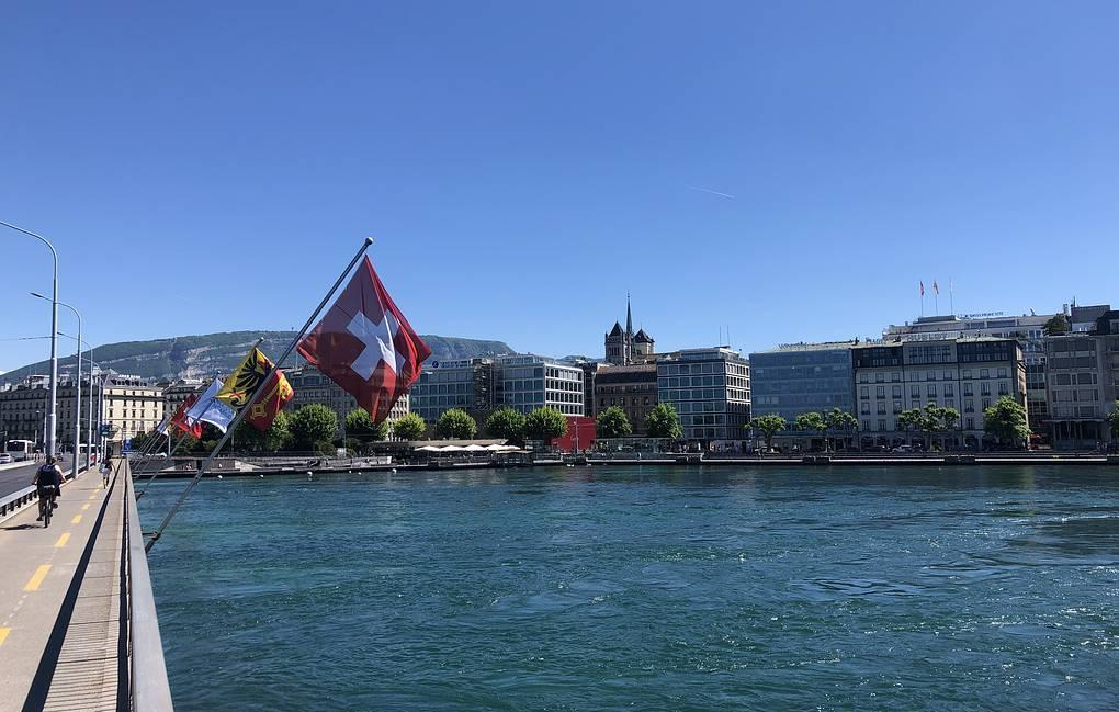 Женева закрыла небо для беспилотников в связи с подготовкой к саммиту России и США