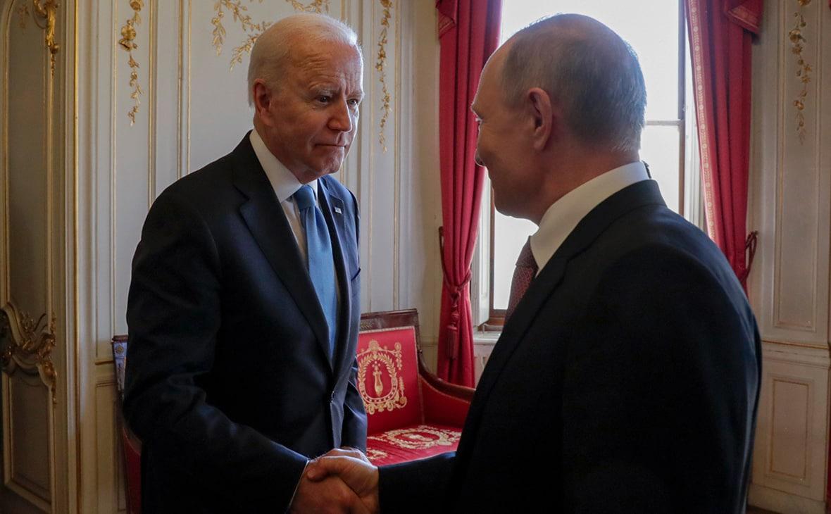 Президент Швейцарии заявил, что ценит прямоту Путина