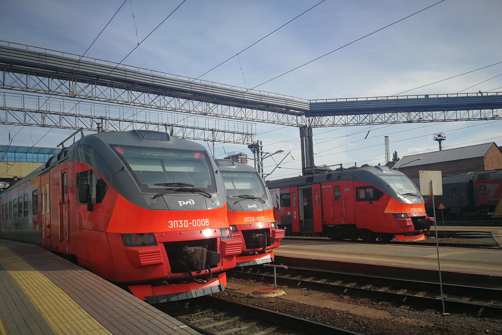 Новую утреннюю электричку Таганрог — Ростов запустят с 21 июня