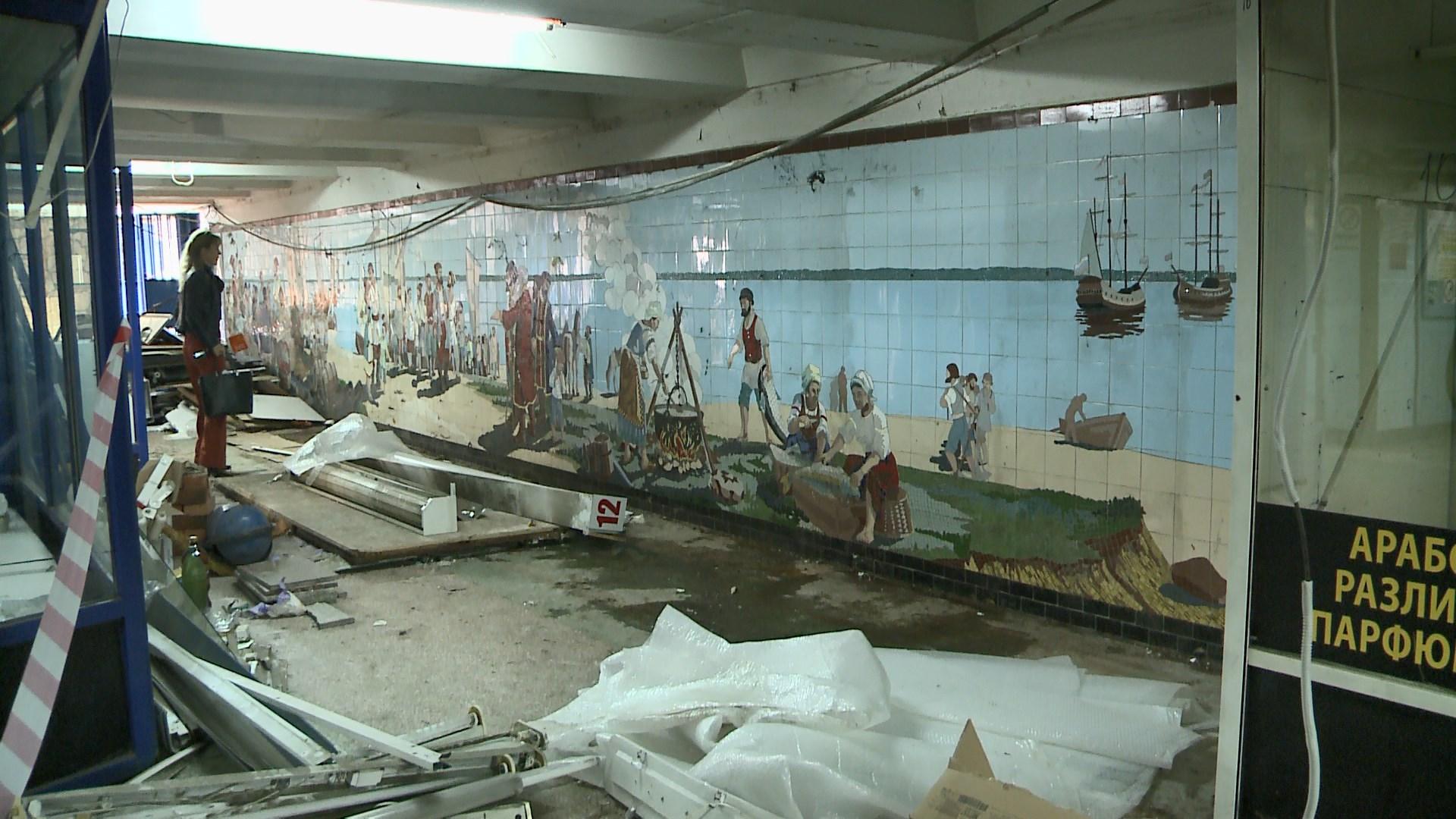 Арт-площадки не появятся в подземных переходах Ростова