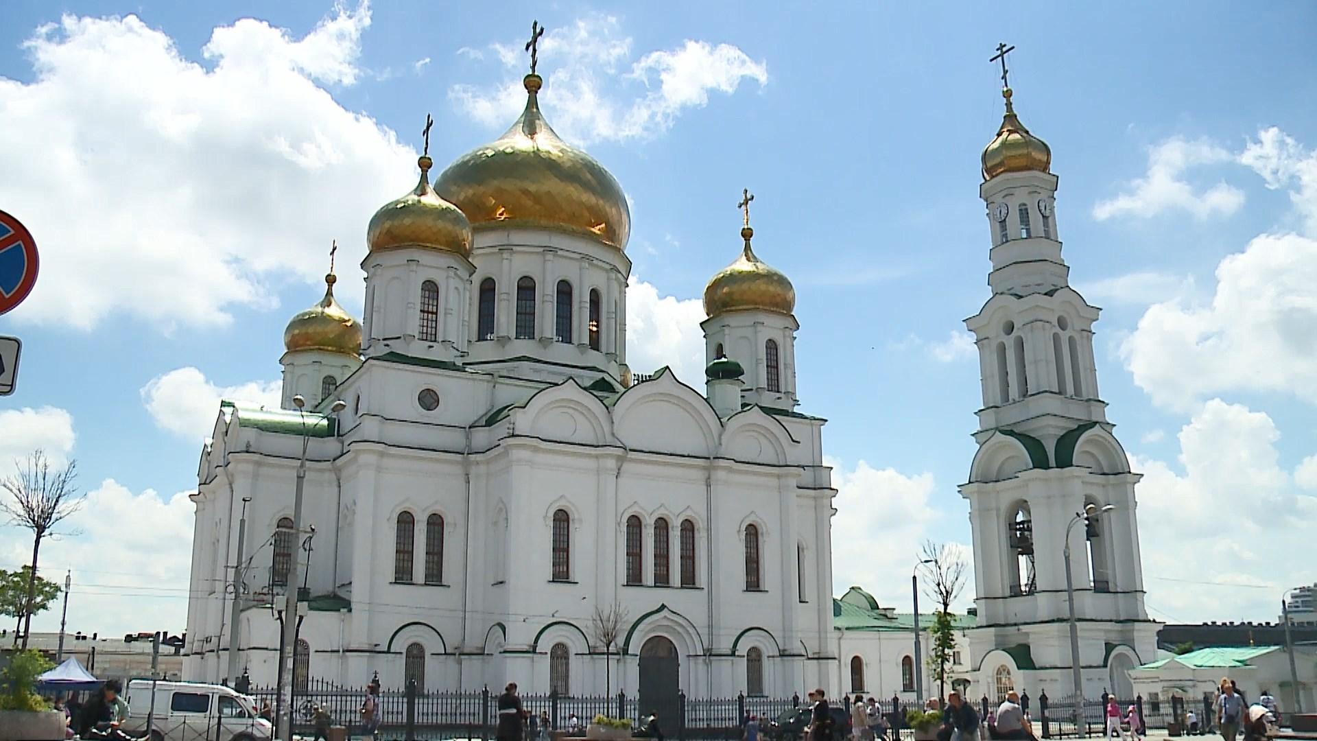 Ростов исторический: Соборная площадь