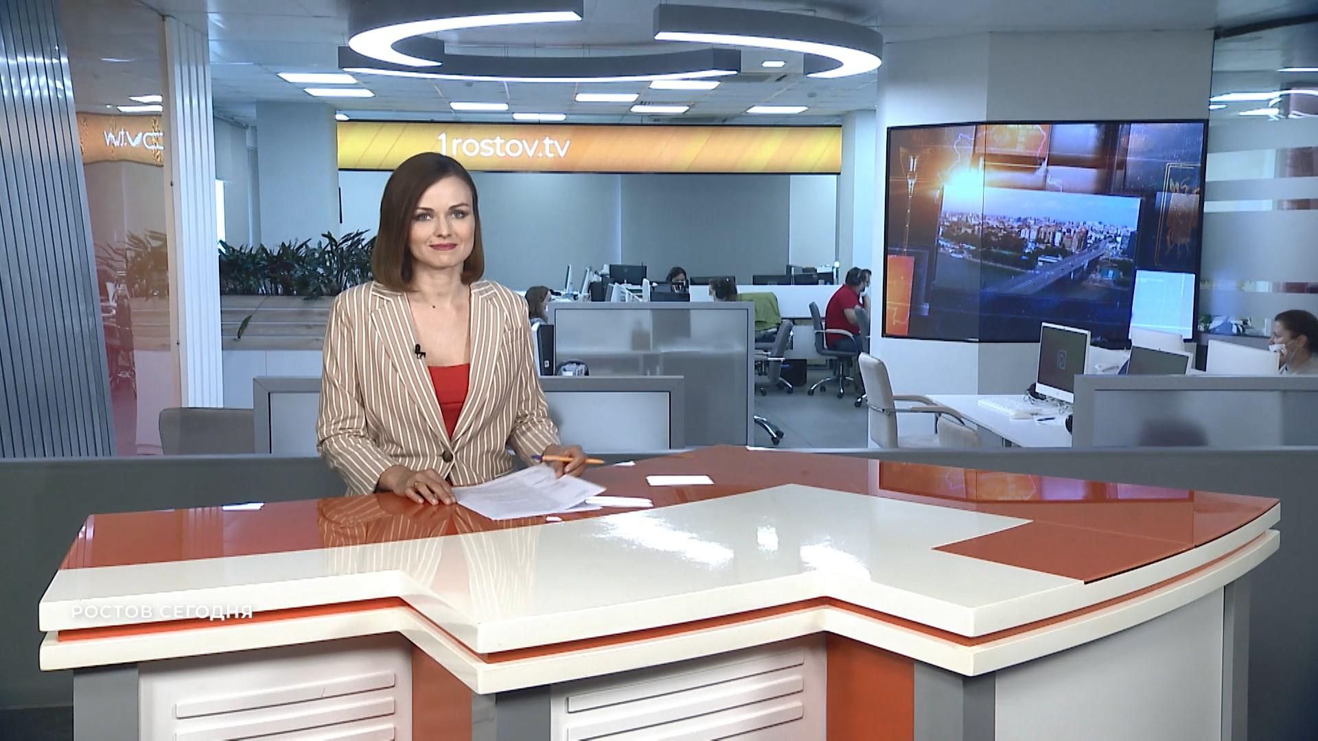Ростов сегодня: вечерний выпуск. 6 июля 2021